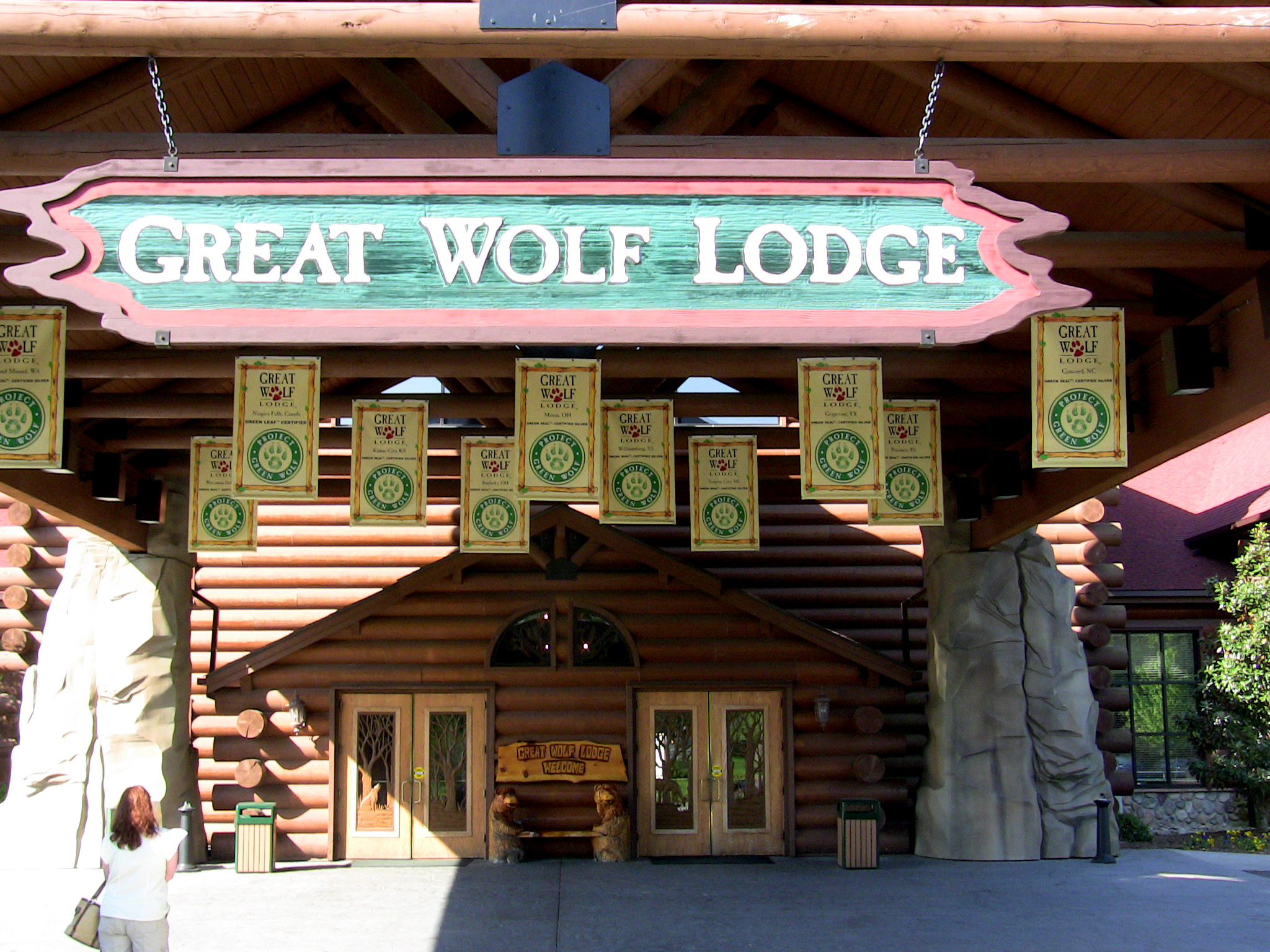 Great Wolf Lodge…I'm Missing the Point.