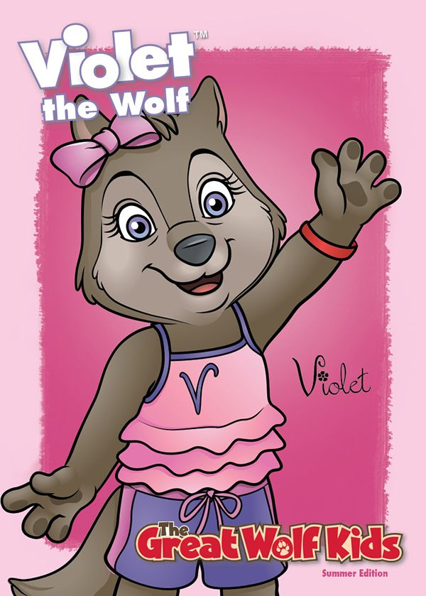 Great Wolf Lodge Clipart.