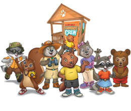 Great Wolf Resorts clipart.