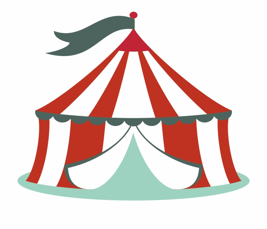 Clipart Tent Red Tent.