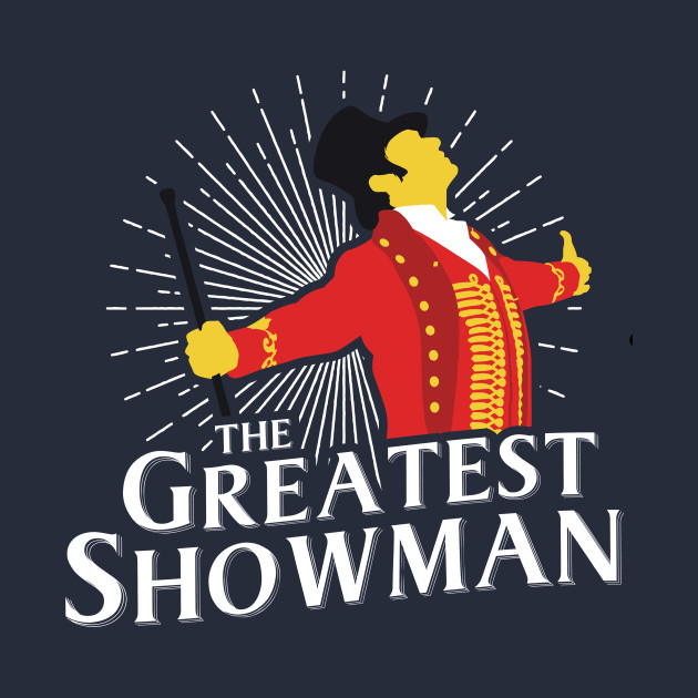 The Greatest Showman Ringmaster Silhouette.