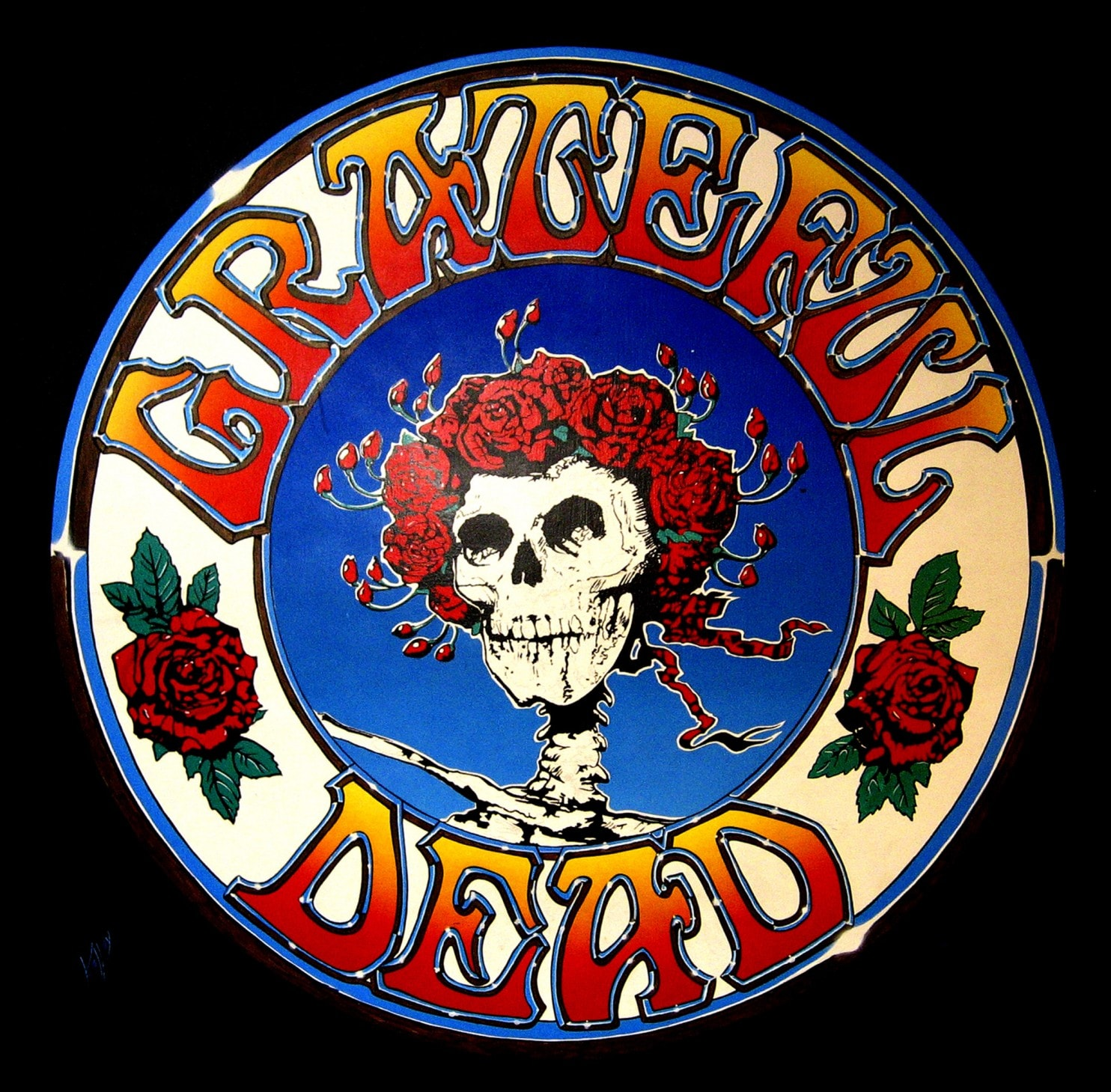 Meet the artist who invented the Grateful Dead\'s skull and.