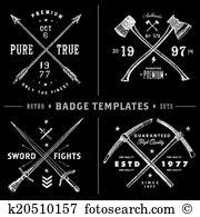 Great sword Clip Art Royalty Free. 50 great sword clipart vector.
