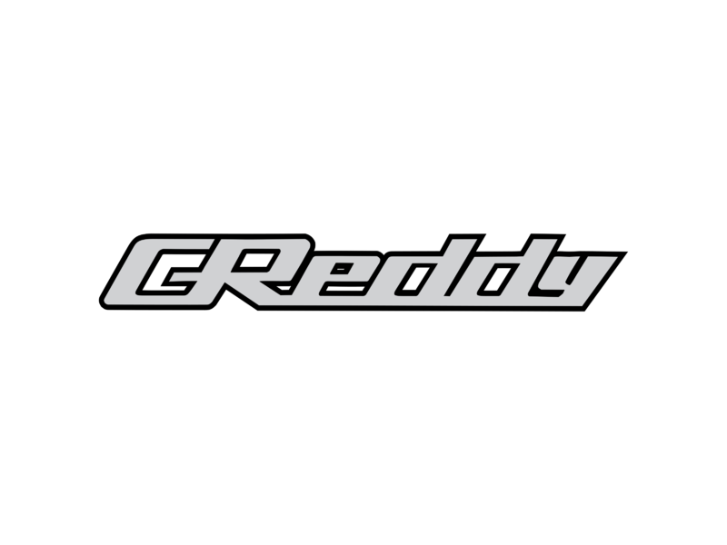 GReddy Logo PNG Transparent & SVG Vector.