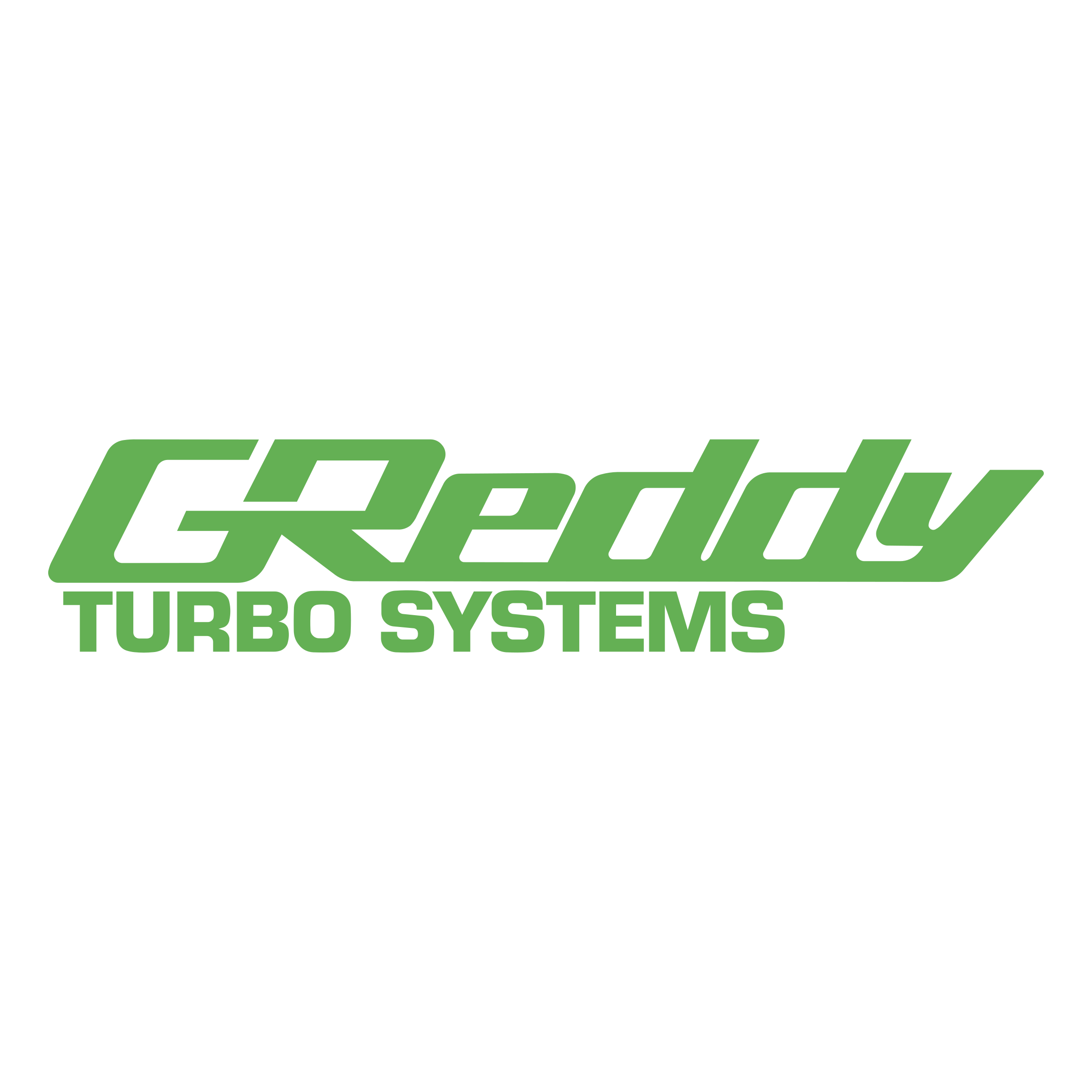 GReddy Turbo Systems Logo PNG Transparent & SVG Vector.