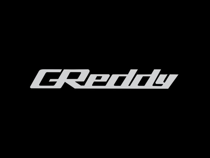 GReddy Logo PNG Transparent & SVG Vector.