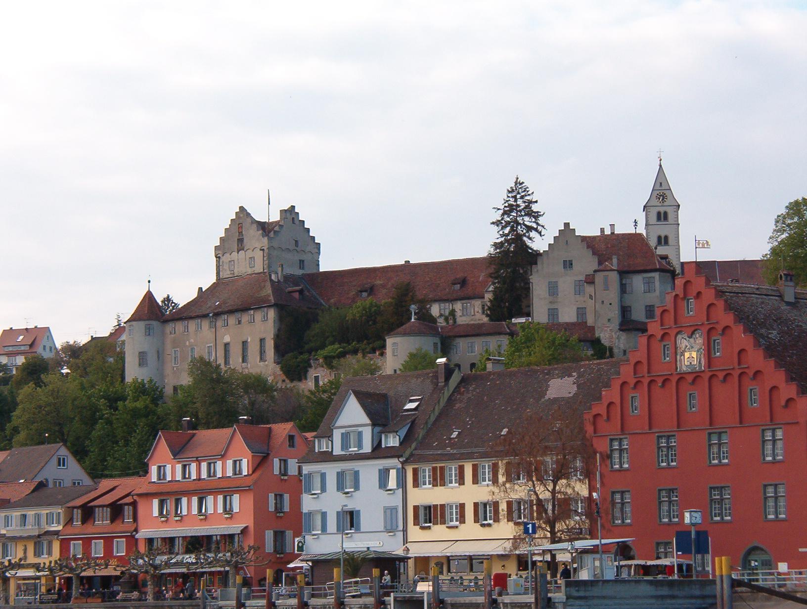 Meersburg Castle.