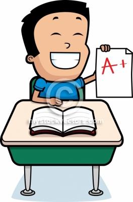 Good Grades Clipart.