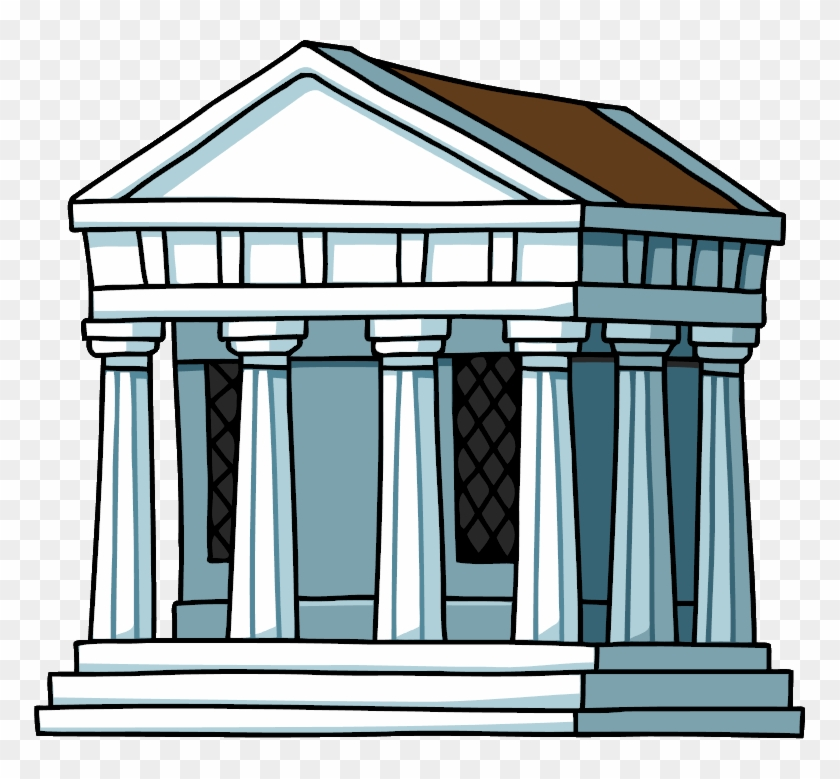Greek Building Png & Free Greek Building.png Transparent.