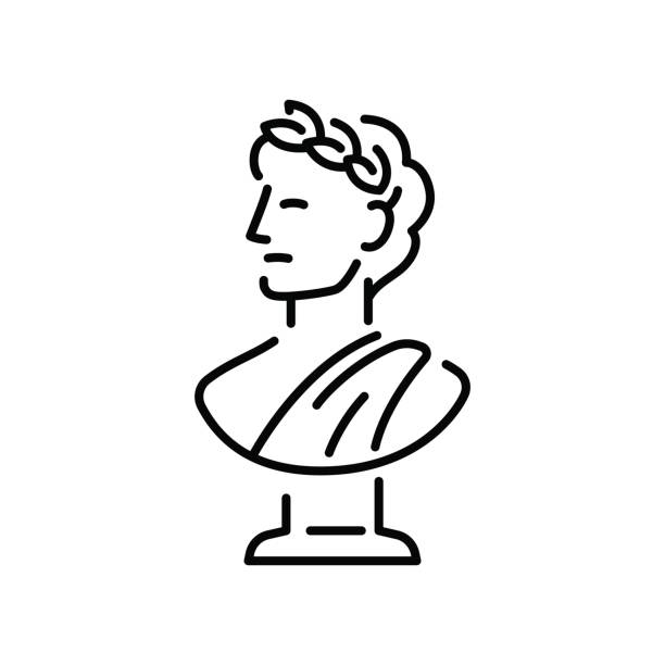 Best Greek People Illustrations, Royalty.
