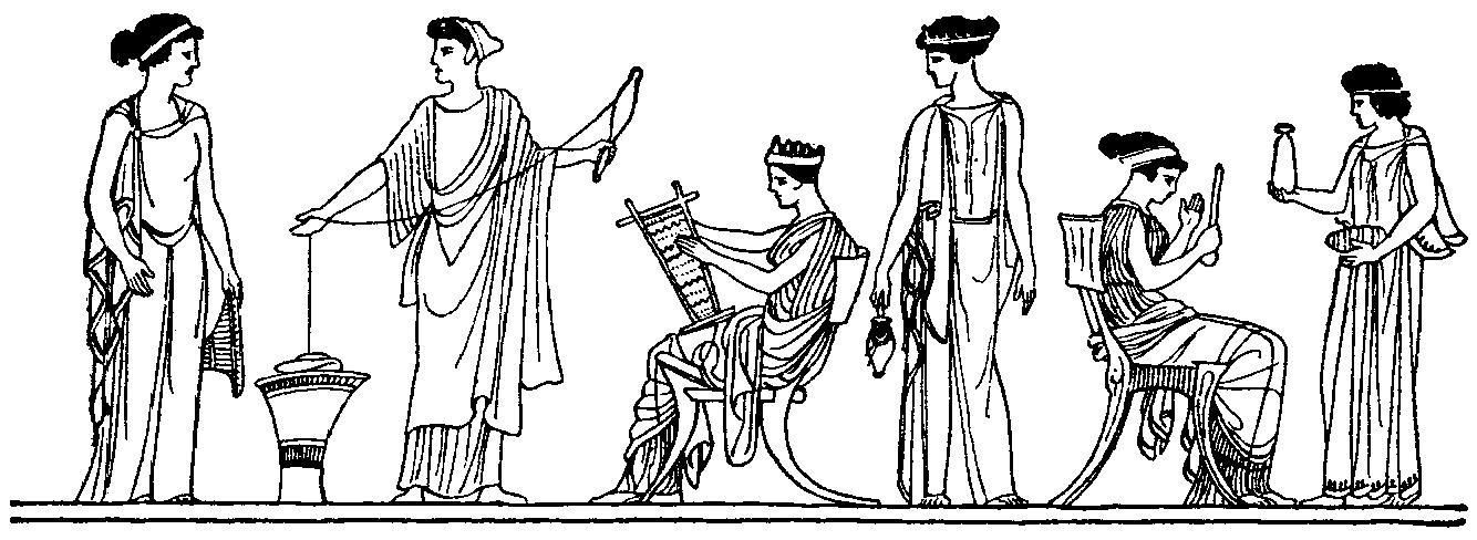 Greek Clipart.