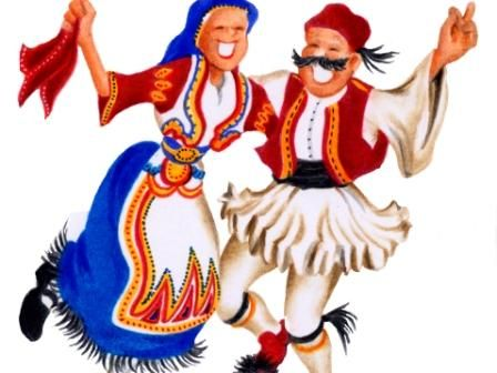Greece clipart greek dancing, Greece greek dancing.