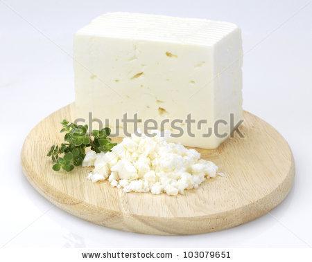 Feta Cheese Stock Photos, Royalty.