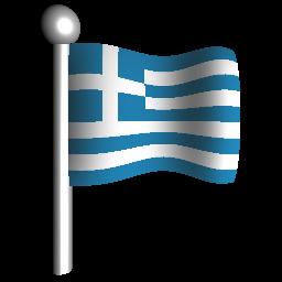 Greek Flag Image.