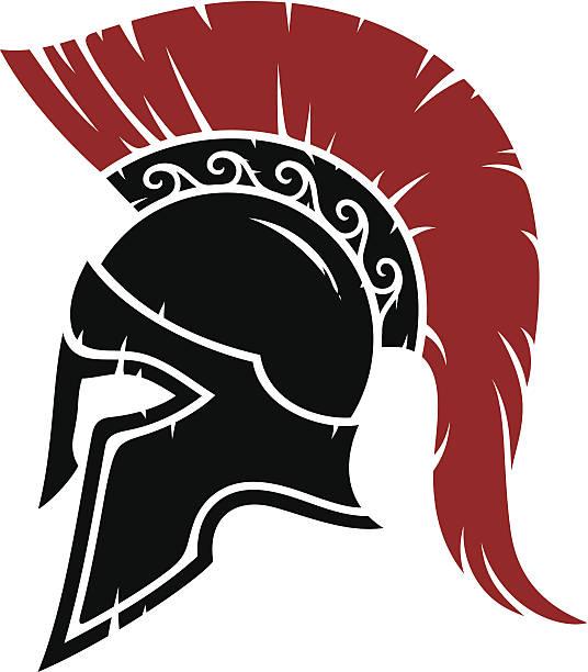 Best Greek Helmet Illustrations, Royalty.