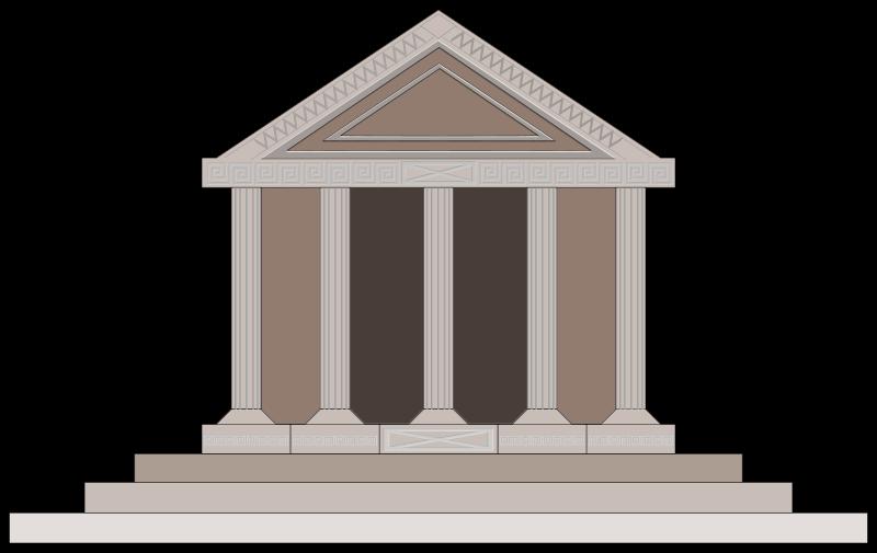 Free Clipart: Parthenon.