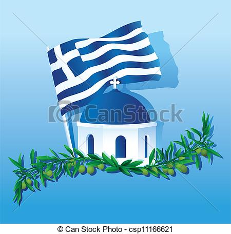 Greek islands Vector Clipart Royalty Free. 532 Greek islands clip.