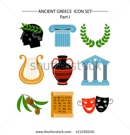 Greece Stock Vectors, Images & Vector Art.