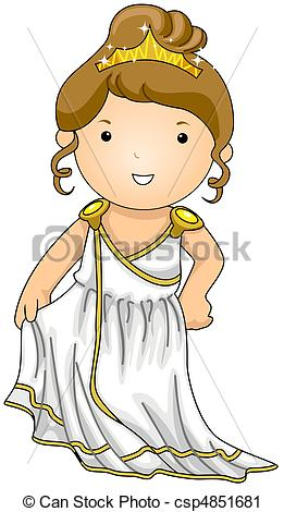 Clipart of Greek.