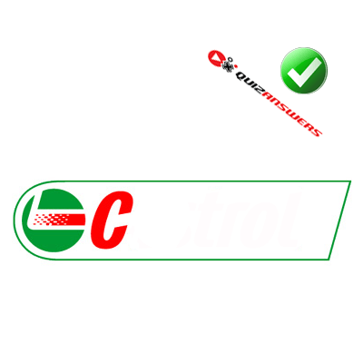 Green and Red C Logo.