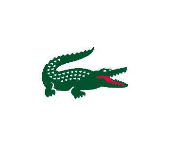 Green red logo.