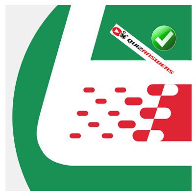 Red Green White Logo.