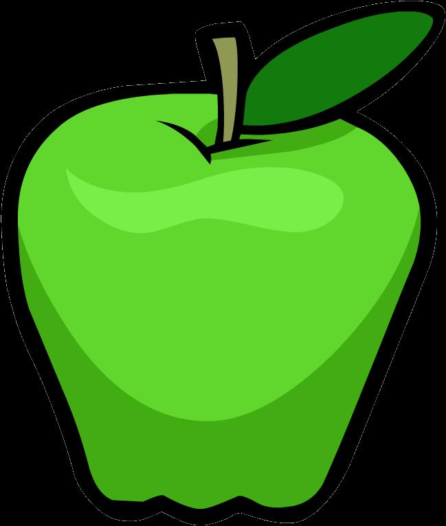 Green Green Clipart