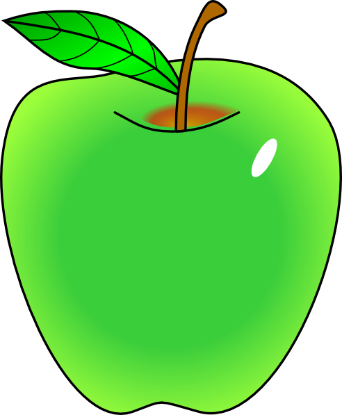 Free Green Apple Pictures, Download Free Clip Art, Free Clip.