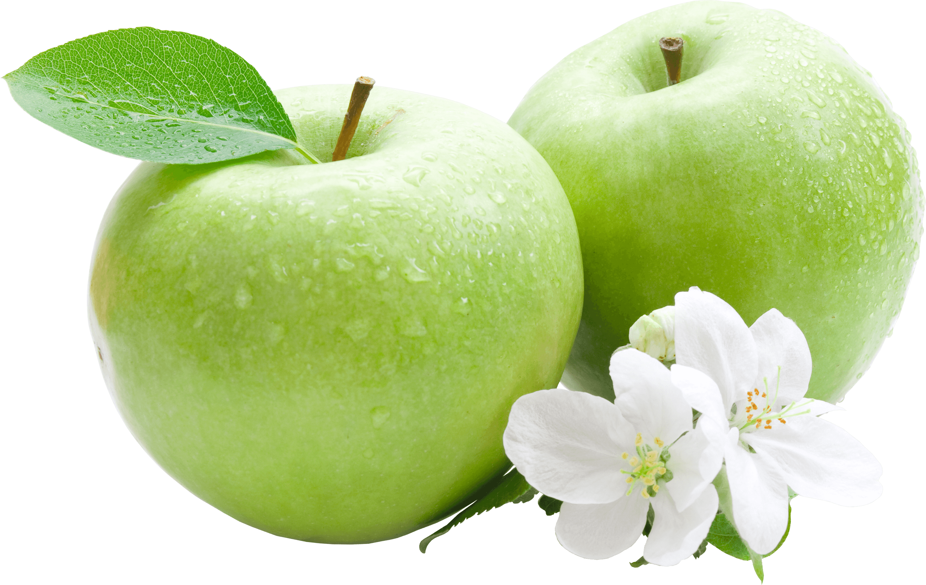 Download Green Apple PNG Image.