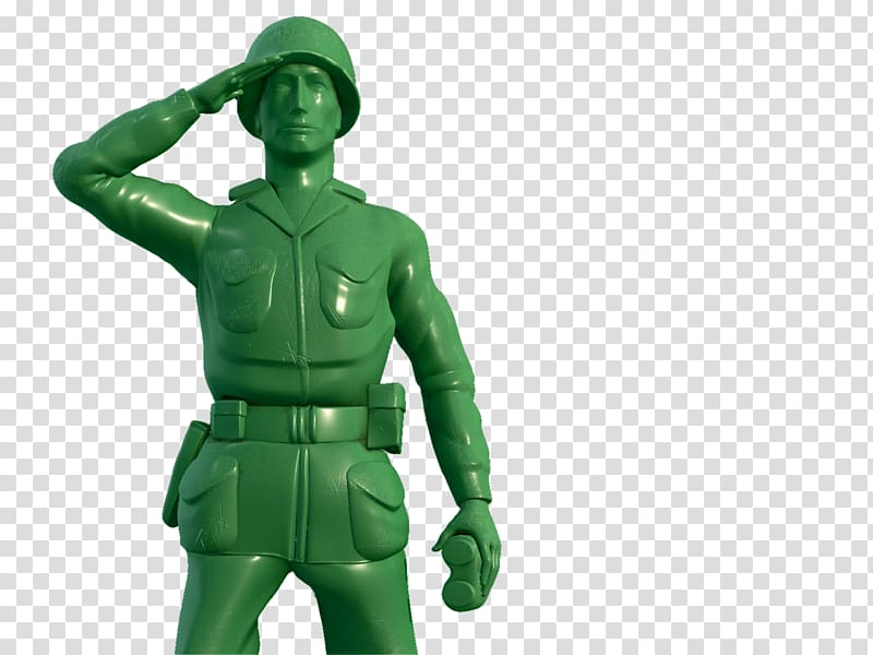 Military soldier toy, Sergeant Buzz Lightyear Toy Story Army.