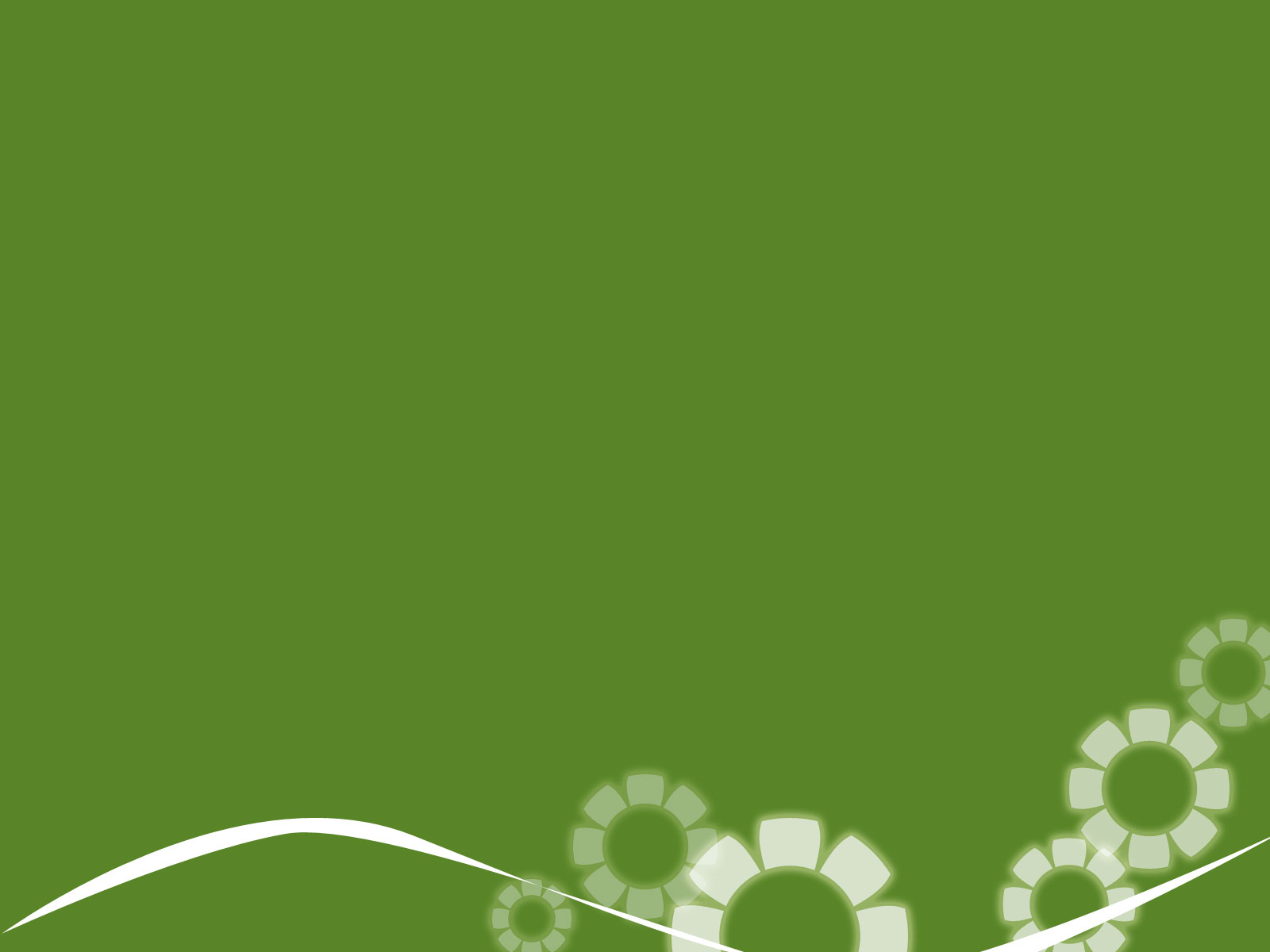 Green background clipart #1