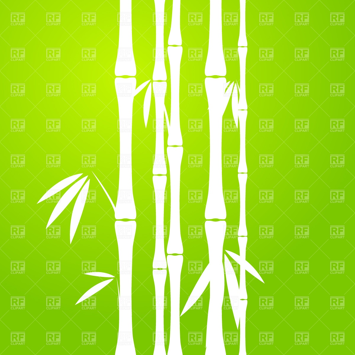 Green Background Clipart.
