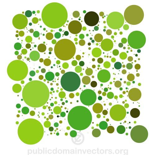 Green background clipart #17