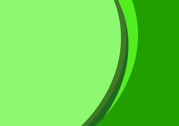 Green background clipart #4