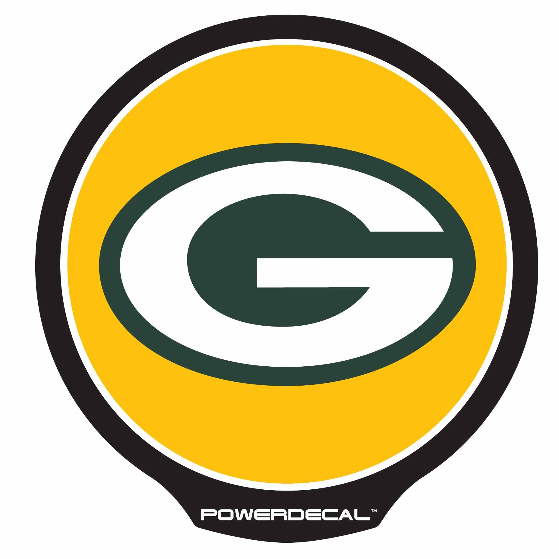 Green Bay Packers Clip Art.