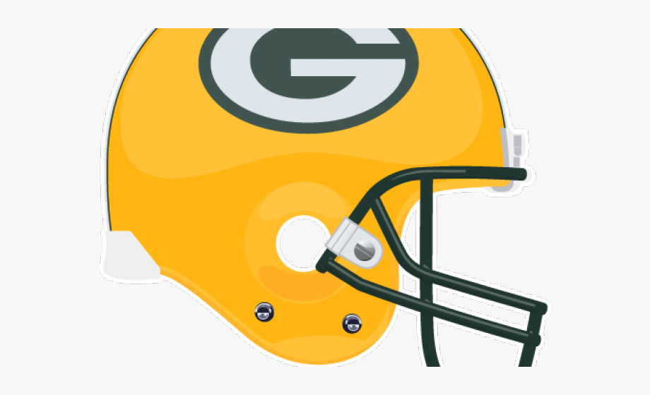 Helmet Clipart Green Bay Packers.