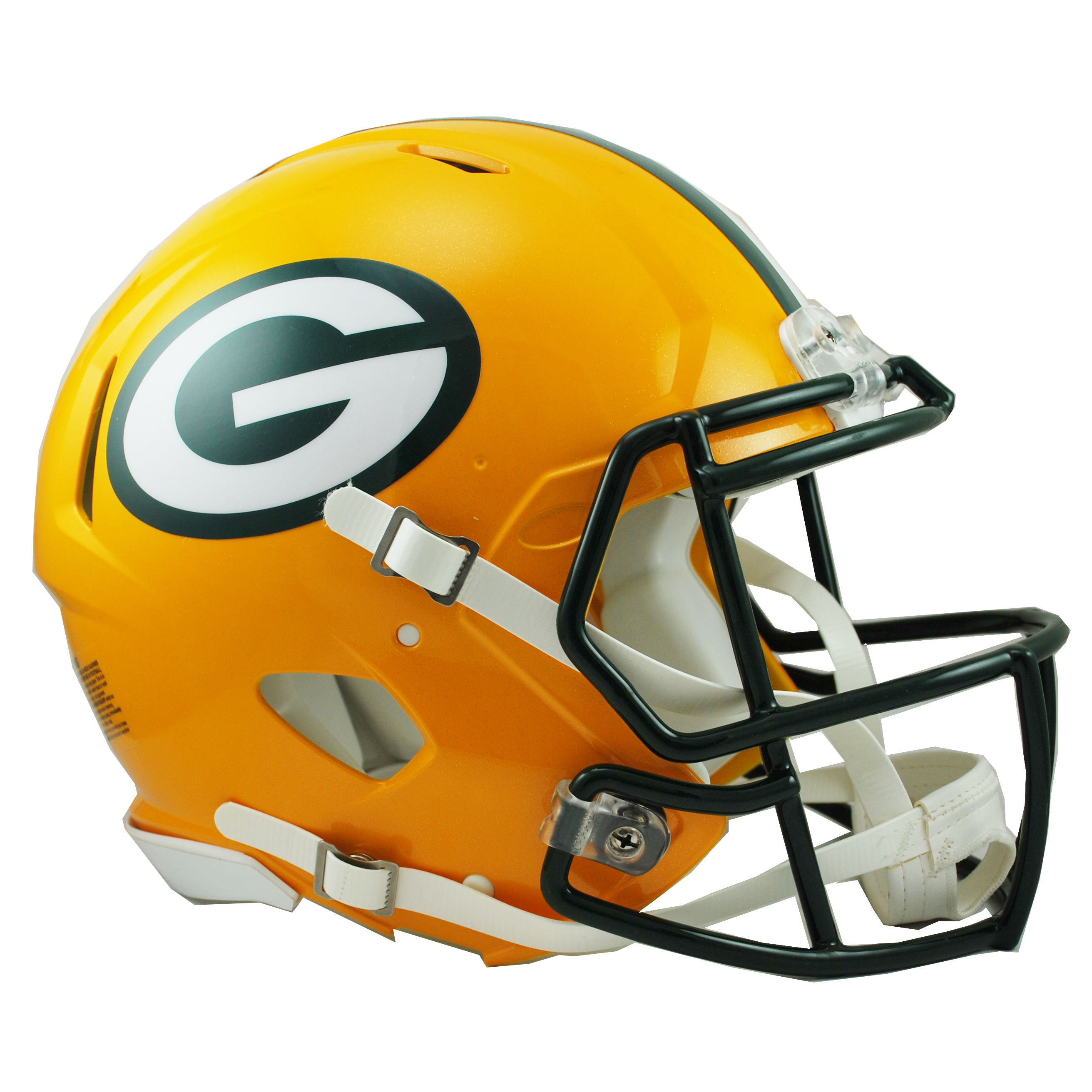 Green Bay Packers Helmet Png.
