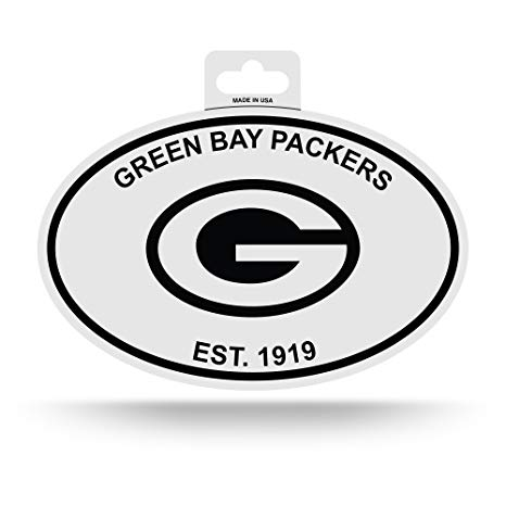 Amazon.com: NFL Green Bay Packers Black and White Team Logo.