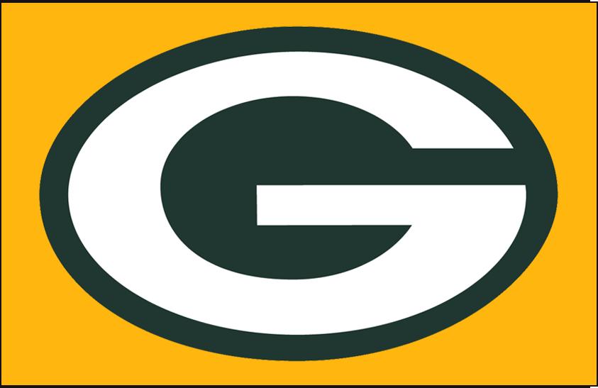 Green Bay Packers Primary Dark Logo.