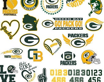 Green bay packers shirt.