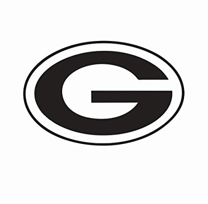 Amazon.com: Green Bay Packers Vinyl Stickers.