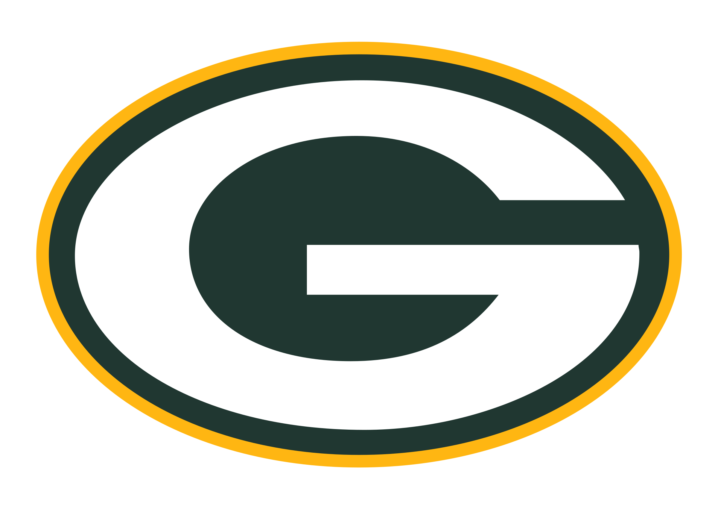 Green Bay Packers Logo PNG Transparent & SVG Vector.