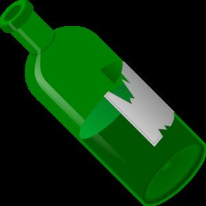 Green Wine Bottle Clip Art at Clker.com.