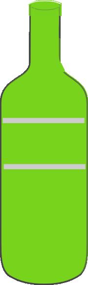 Green Bottle Clip Art at Clker.com.