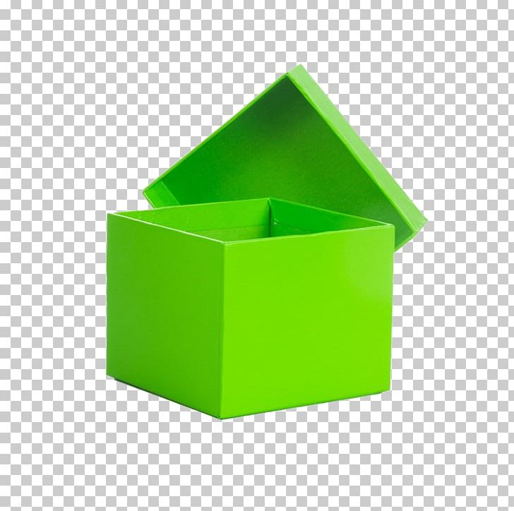 Paper Cardboard Box Green PNG, Clipart, Angle, Background.