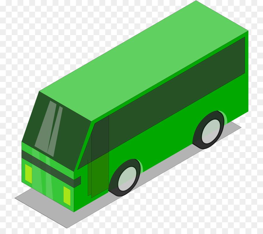 School Bus Cartoon clipart.