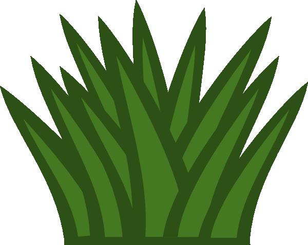 Green Bush Clipart.