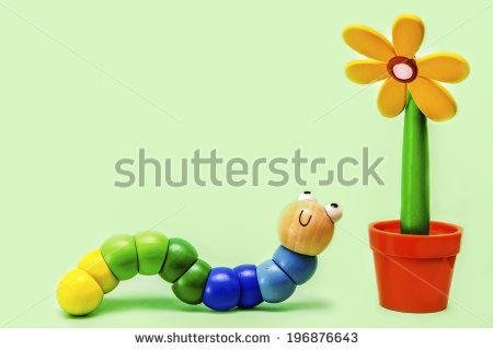 Caterpillar Cartoon Stock Photos, Royalty.
