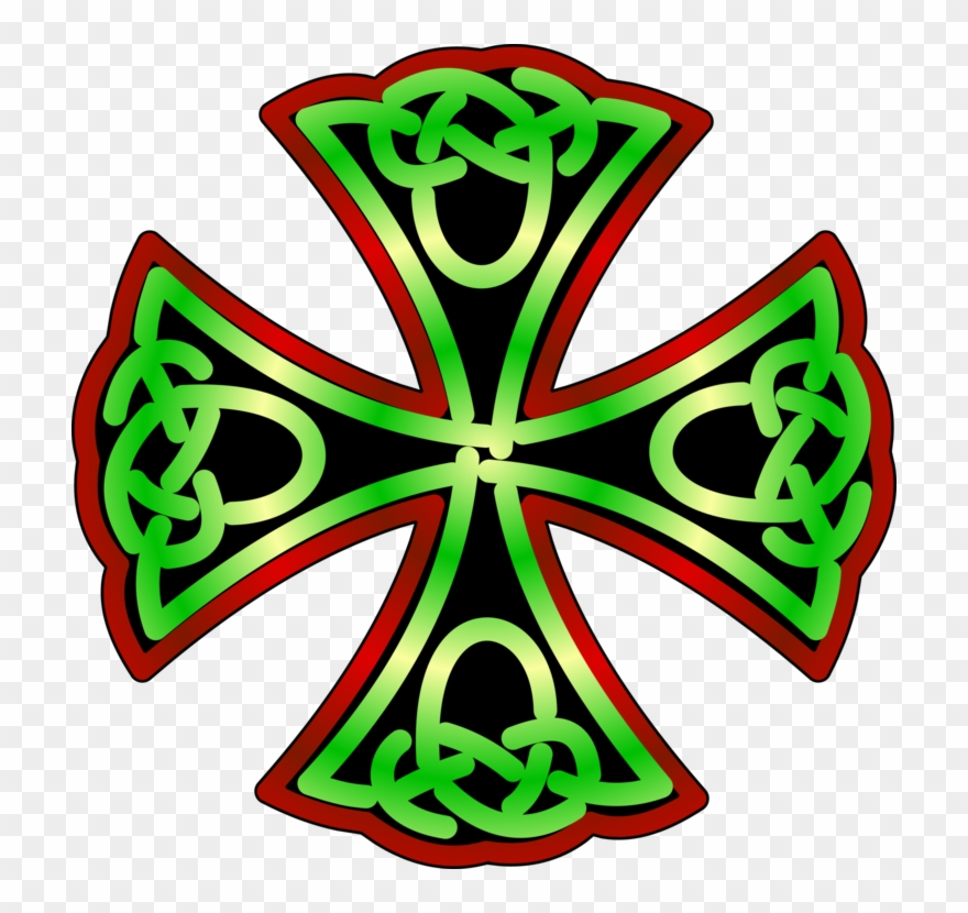 Celts Sticker Celtic Cross Car Celtic Knot.