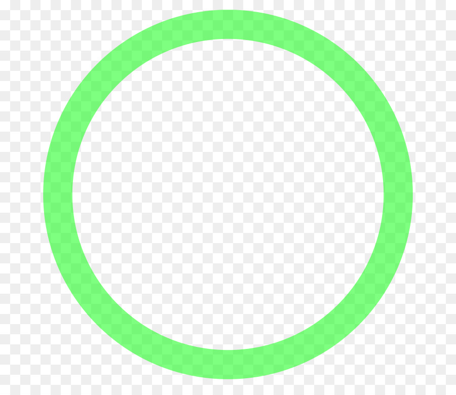 Green Circle clipart.